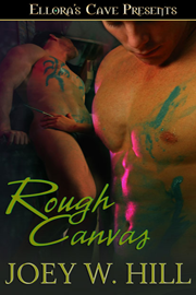 Rough Canvas by Joey Hill